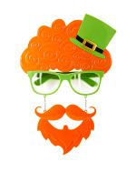 St. Patrick's day glasses