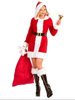 Santa Claus Lady