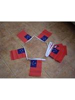 6m 20 flag Samoa bunting