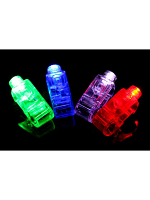 Rave Finger Lamps (Pack of 4)