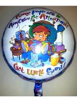 "Foil Balloon 18"""