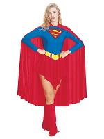 Super Girl Costume (Licensed)