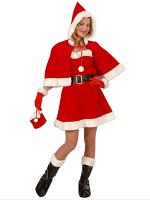 Miss Santa Dress Deluxe
