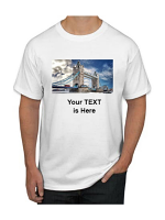 Personalised Picture T-Shirt