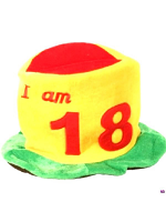 18th Birthday Hat