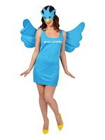 Morph Costume Social Queen Dress