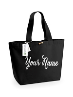 Personalised Tote Beach Bag