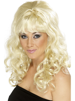 Beehive Beauty Wig,Blonde