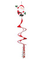 Santa Claus Wind-Spinner