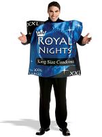 Royal Nights (Condom Packet)  1234