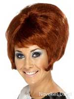 1960's Beehive Wig - Click for Colours