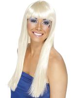 Dancing Queen Wig,Blonde