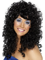 Boogie Babe Wig,Black