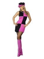 Swinging 60's Party Girl Costume (12345)