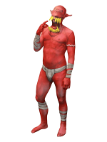 Orc Jaw Dropper Red Morphsuit