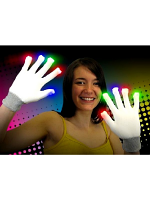 Flashing Gloves (A Pair)