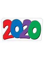 2020 Cutout Sign