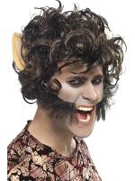 Werewolf Wig, Black