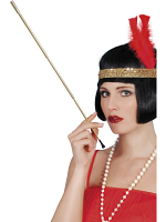 Extendable Cigarette Holder - Gold