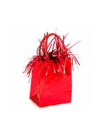 Balloon Weight Mini Handbag Red Prism