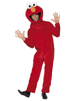 Elmo from Sesame Street Costume