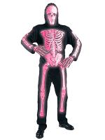 3d Neon Skeleton