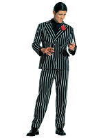 GANGSTER COSTUME (JACKET PANTS)