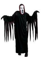 Screaming Ghost Costume