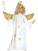 Star Angel Costume (Dress Halo) Childrens