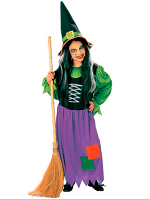 Traditional Witch Costume
