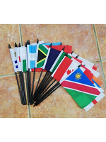Rugby World Cup 2019 Small hand flag (20 flags Size 6″x4″)