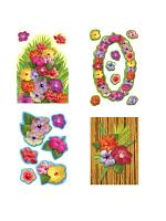 Hibiscus Cutouts