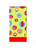 Barbeque Cookout Tablecloth