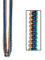 Metallic Assorted Colour Party Beads