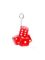 Balloon Weight/Photo Holder Dice