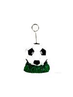 Balloon Weight /Photo Holder Soccer Ball