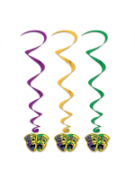 Mardi Gras Whirls