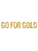 Foil Go For Gold Streamer