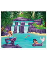Mermaid Lagoon Insta-Mural