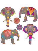 Elephant Cutouts