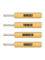 Cricket Phrase Cutouts