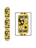 Jtd Foil Golden Ticket Pull-Down Cutout