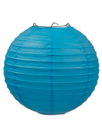 Paper Lanterns (Packs of 3) - Blue