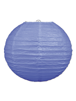 Paper Lanterns (Pack Of 3) - Lavender