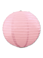 Paper Lanterns (Pack Of 3) - Pink