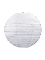 Paper Lanterns (Pack Of 3) - White