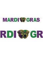 Mardi Gras Streamer