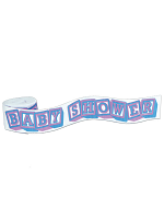 FR Baby Shower Crepe Streamer