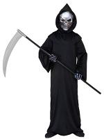 Holographic Grim Reaper Costume