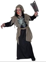 Holographic Zombie Costume